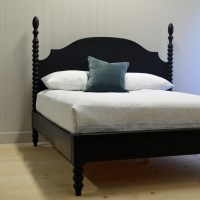 French Cottage Two Post Spindle Bed for Sale - Cottage ...