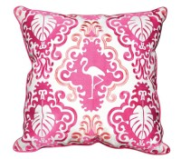 Outdoor Pink Flamingo Pillow for Sale - Cottage & Bungalow