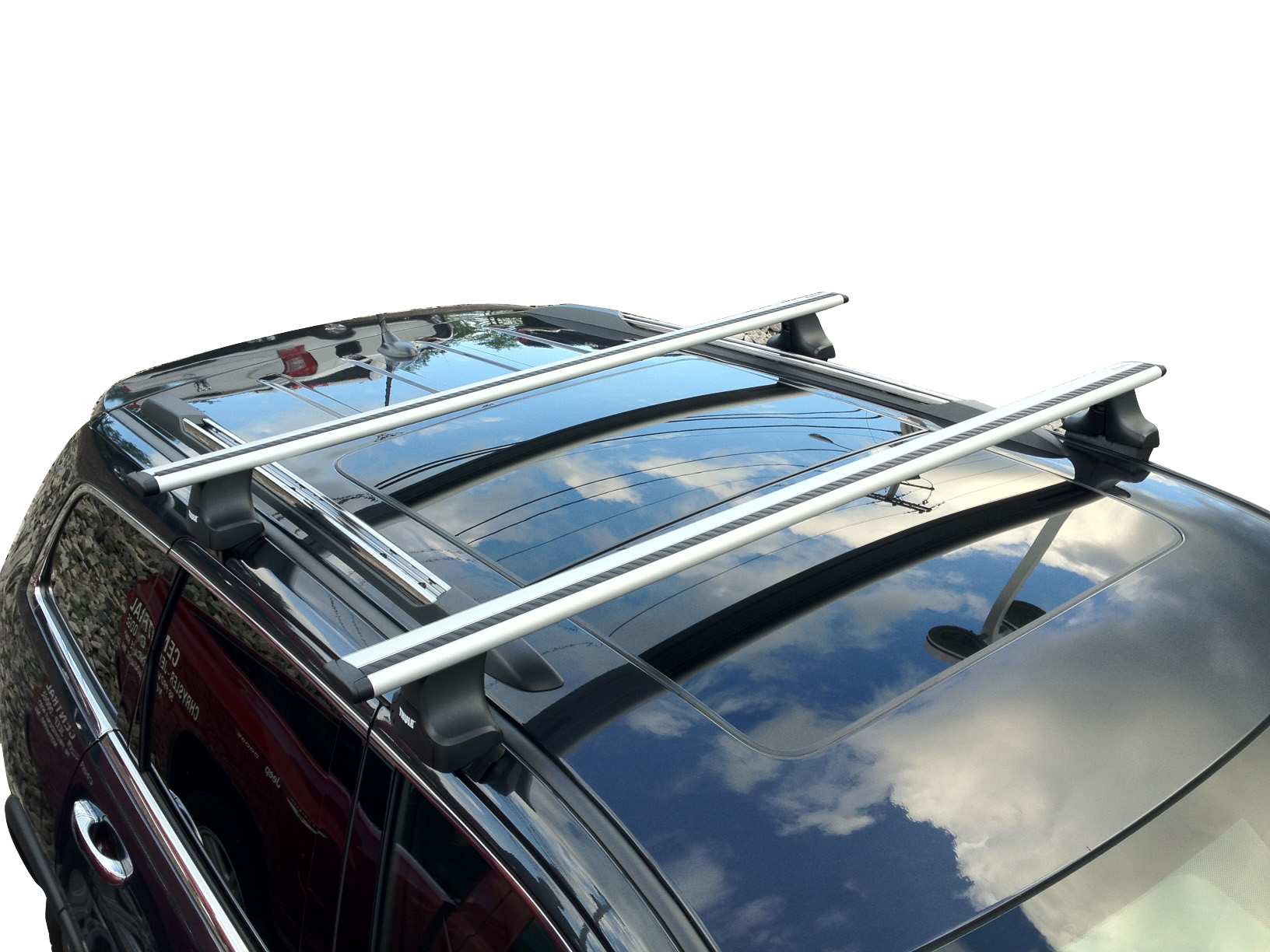 roof rack grand new avanza all yaris trd jeep thule carrier parts and packs justforjeeps
