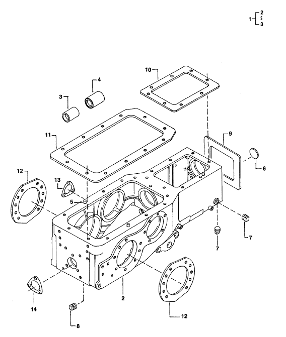 TRANSMISSION FOR C27 MAHINDRA TRACTOR