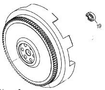 CLUTCH PARTS FOR 4110 MAHINDRA TRACTOR