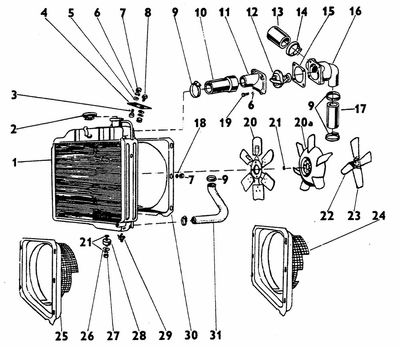 Ford 7000 Tractor Wiring Diagram Oliver 550 Tractor Wiring