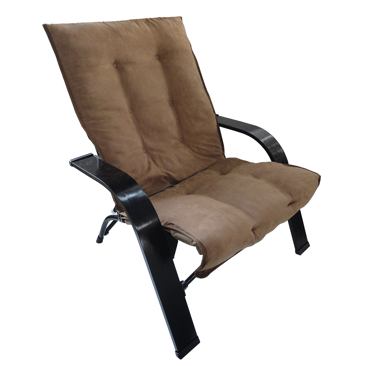 Folding Chair With Arms International Caravan Folding Chair With Wooden Arms Free