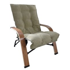 Wood Arm Chair Covers Christmas B&m International Caravan Folding With Wooden Arms Free
