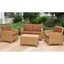 Settee Cushions for Wicker Furniture