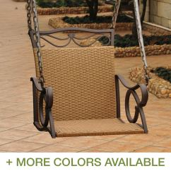Valencia Hanging Chair Best Lumbar Support For Office International Caravan Resin Wicker Single