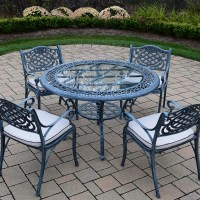 Patio Dining Sets With Round Table Trend - pixelmari.com