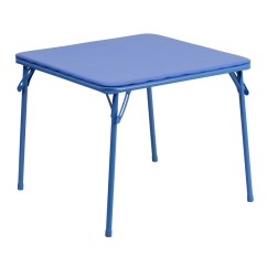 Eating Chairs For Toddlers Lightweight Transport Chair Kids Blue Folding Table | Foldingchairs4less.com