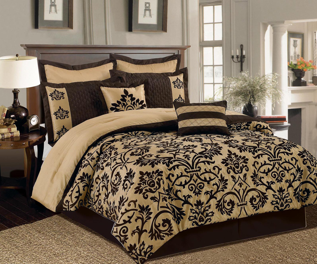California King Size Bed Comforters
