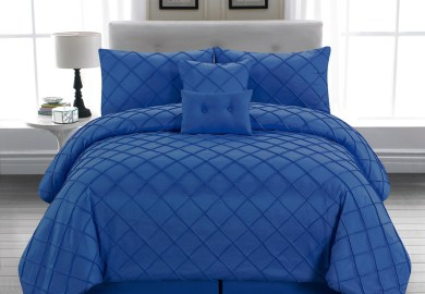 Blue Queen Bedding