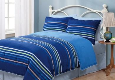 Twin Bedding Blue