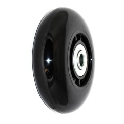 Pride Lift Chair Parts Directors Accessories 72mm Front Anti-tip Wheel Assembly With Bearings For Jazzy & Scooters Power Chairs ...