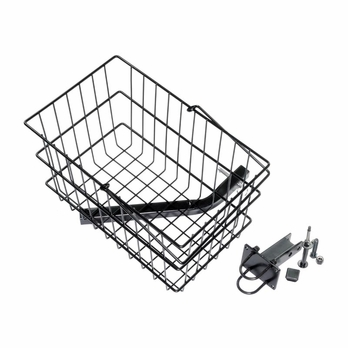 Rear Basket Assembly with Mounting Bracket for Jazzy Power
