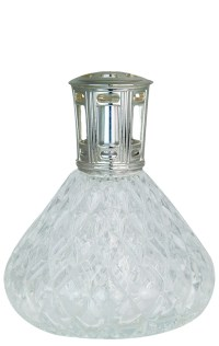 Large Clear Kiss Scentier Fragrance Lamp