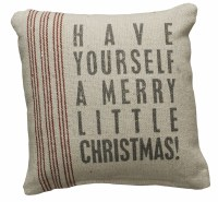 Merry Little Pillow - Primitives by Kathy