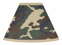 Green Camo Army Military Camouflage Lamp Shade by Sweet ...