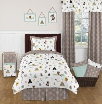 Outdoor Adventure Nature 4pc Twin Bedding Set only $119.99
