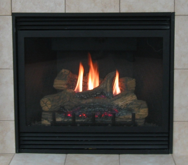 Empire Tahoe Deluxe Direct Vent Natural Gas Fireplace