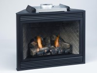 Empire Tahoe Premium Direct Vent Natural Gas RF Fireplace ...