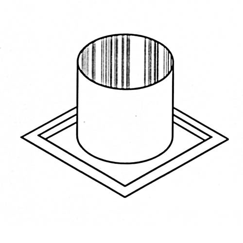 Firestop Thimble for IHP/Superior 12 Inch Diameter