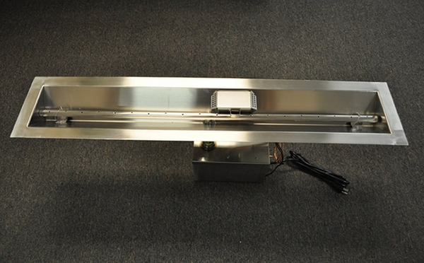 Hearth Products Controls 60 Inch Stainless Steel Linear