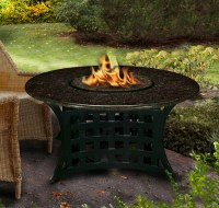 California Outdoor Concepts 4010 La Costa Chat Height Fire Pit