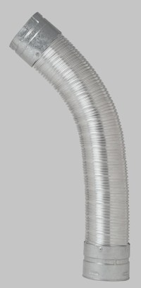 Metal-Fab B-Flex Double-Wall Flexible Type B Vent Pipe ...