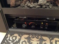 Napoleon GD19N Gas Fireplace Fan Kit with Variable Speed ...