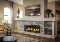 Napoleon Vector LV50N Direct Vent Linear Gas Fireplace