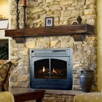 Pearl Mantels 412 Shenandoah Fireplace Mantel Shelf