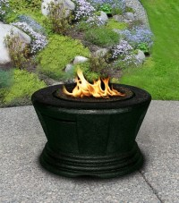 California Outdoor Concepts 7010 San Simeon Fire Pit ...