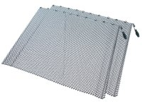 UniFlame Mesh Fireplace Screen - 24 Inch x 48 Inch