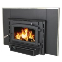 US Stove Medium EPA-Certified Wood-Burning Fireplace Insert