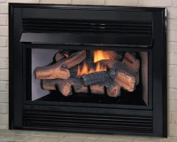 Vantage Hearth Vent-Free Natural Gas Fireplace Insert with ...