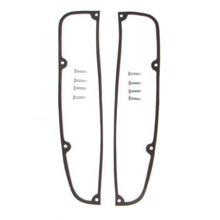 Jeep J10, J20 Truck Tail Light Lens Gaskets at FSJ Jeep Parts
