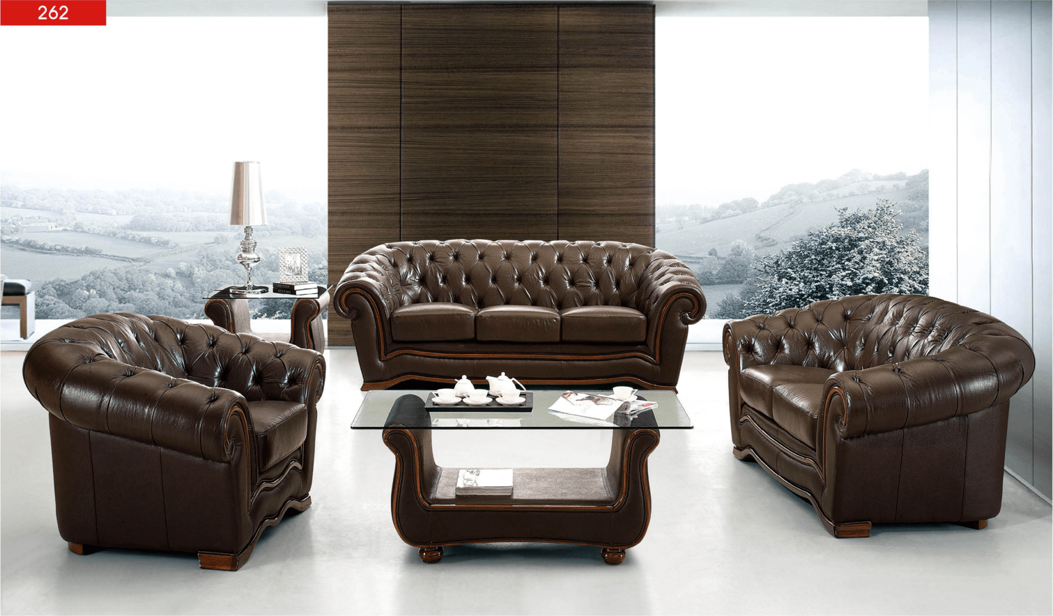 Leather Loveseat Sleeper Sofa