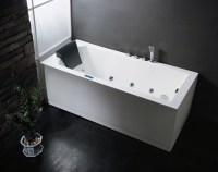 Ariel Contemporary Bathtub AM154JDTSZ L 59