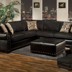 Nail Head Sofa Power Leather Sedona Nailhead Living Room Set