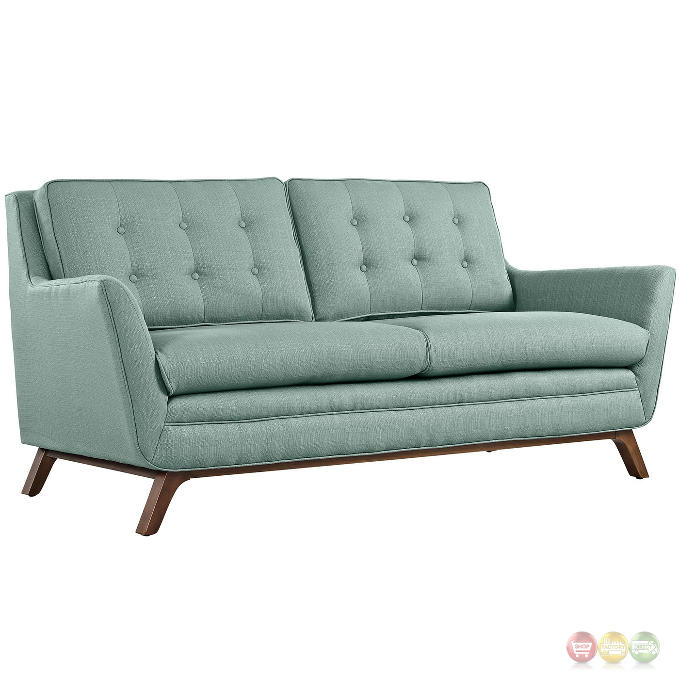 tufted sofa set mid century modern cheap beguile 2pc upholstered button and loveseat