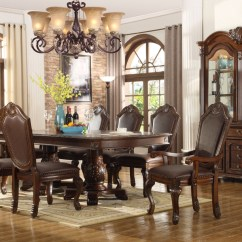 Elegant Dining Room Chairs Pier One Sale Chateau Traditional Formal Furniture Set Free