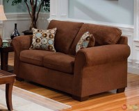 Chocolate Brown Living Room Furniture