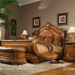 Queen Sofa Bed Sears Where To Get Good In Singapore Michael Amini Cortina Luxury Bedroom Furniture Set By Aico