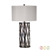 Eiffel Metal Bronze Table Lamp L2803TEC
