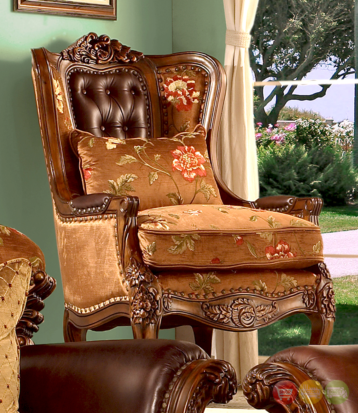 antique living room chair styles office hsn code elegant european style furniture