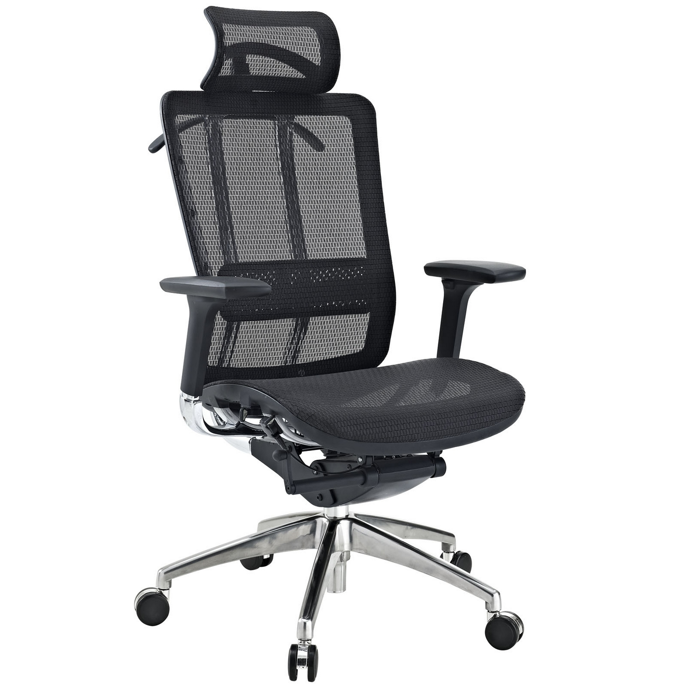 Ergonomic Office Chairs Future Modernistic Fully Featured Ergonomic Office Chair W