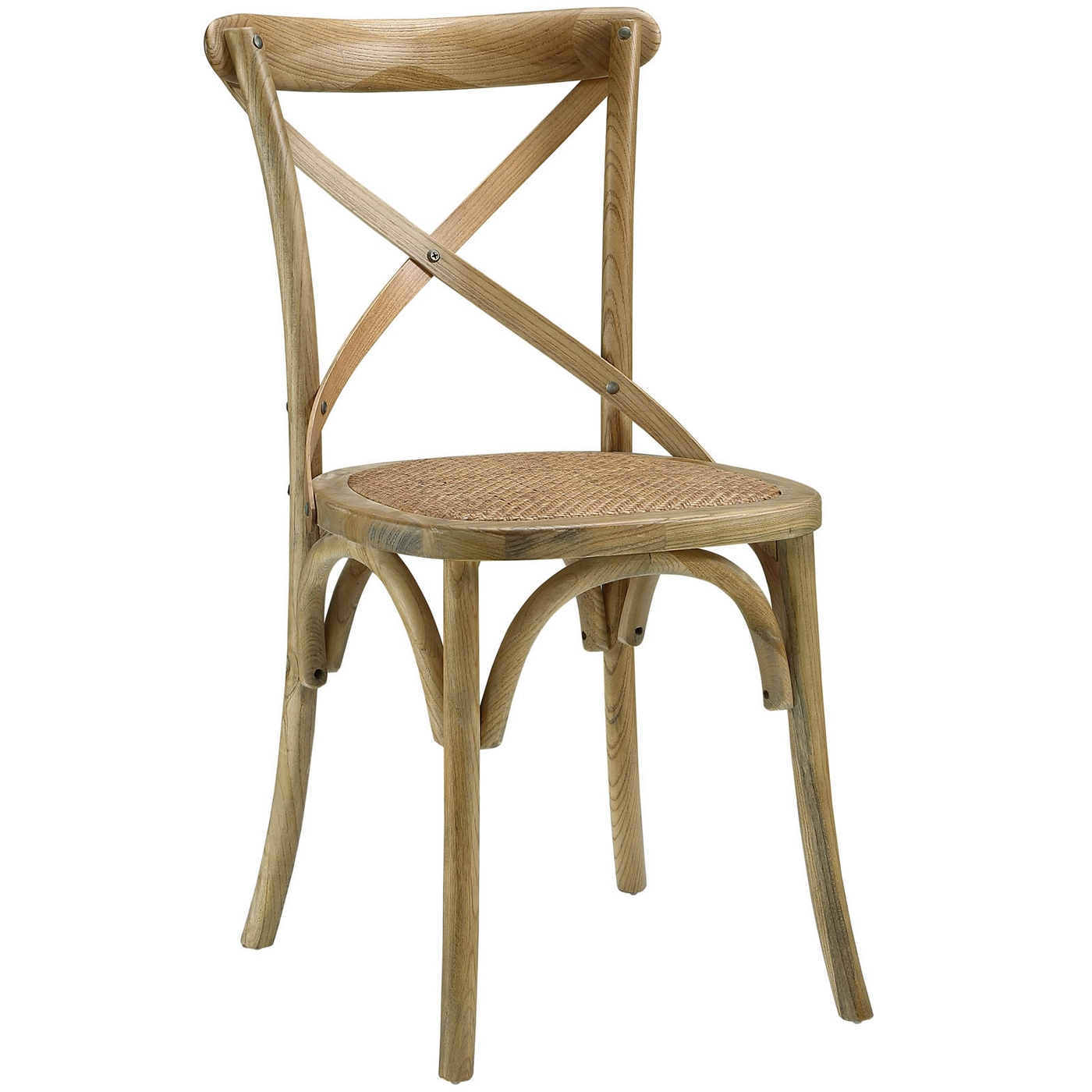 x back chairs wheelchair meaning in hindi gear modern country wooden quotx quot side chair w rattan