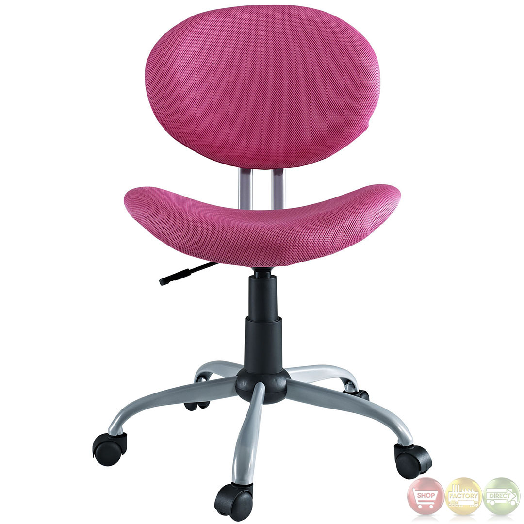 Pneumatic Chair Gina Contemporary Modern Task Office Chair With Pneumatic