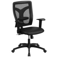 High Back Designer Back Task Chair With Adjustable Height ...
