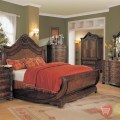 Jasper traditional bedroom furniture sleigh bed marble tops free