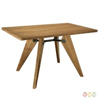 """Landing 32"""" Round Dining Table In Natural Wood Finish W ..."""
